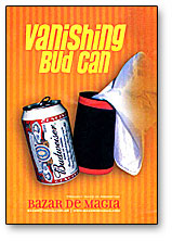 Vanishing Bud Can by Bazar de Magia - Trick