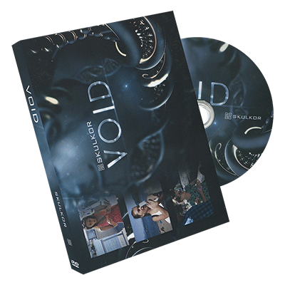 Void Blue (DVD and Gimmick) by Skulkor - DVD
