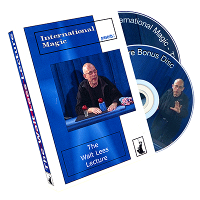 The Walt Lees Lecture by International Magic - DVD