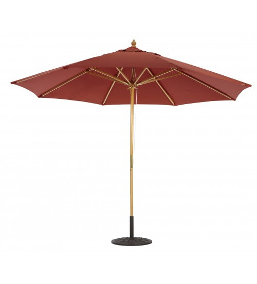 Galtech 11' Wood Umbrella