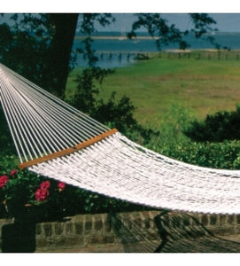 Pawleys Island Single Original Polyester Rope Hammock