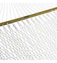 Large Cotton Rope Hammock Fits upto 2 peoples