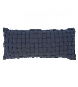 Soft Weave Deluxe Hammock Pillow - Navy