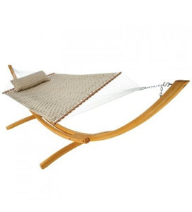 Large Soft Weave Hammock - Antique Beige