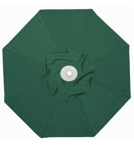 Galtech 11' Replacement Forest Green Umbrella Cover