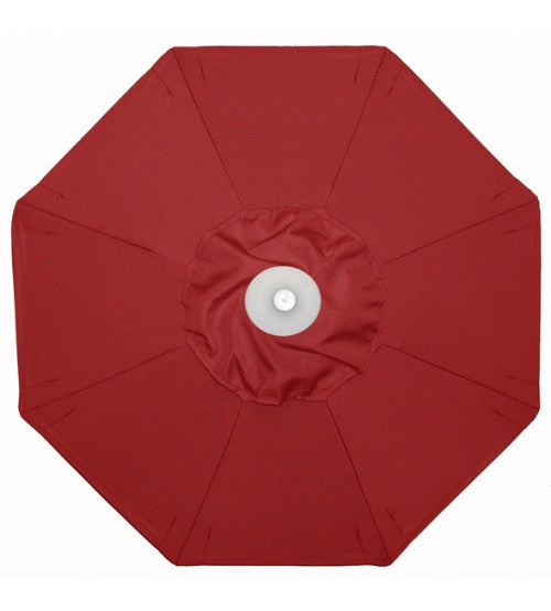 Galtech 6' Replacement Jocky Red Umbrella Cover