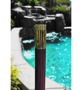 Galtech Bar Height Pole approximately 44""