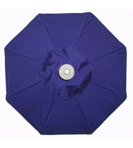 Galtech 7.5' Navy Blue Umbrella Replacement Cover