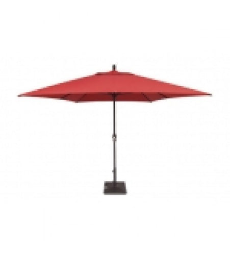 Treasure Garden 8'X11' Rectangular Market Umbrella