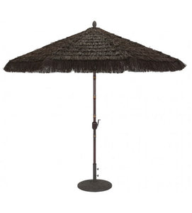 Galtech 9' Thatch Replacement Java Thatch Umbrella Canopy