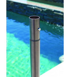 Galtech 636 - 9 FT Manual Tilt Patio Umbrella Pole
