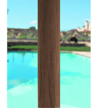 Galtech 9' Teak Market Umbrella Pole