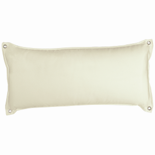 Traditional Hammock Pillow - Chambray Natural