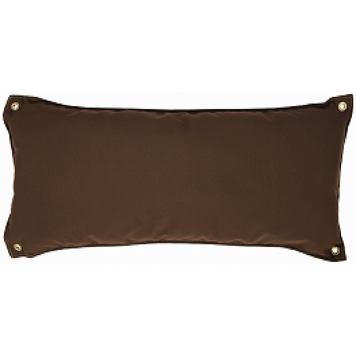 Traditional Hammock Pillow - Sunbrella® Canvas Cocoa