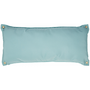 Traditional Hammock Pillow - Sunbrella® Canvas Glacier