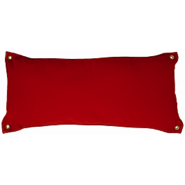 Traditional Hammock Pillow - Sunbrella® Jockey Red