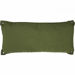 Traditional Hammock Pillow - Sunbrella® Spectrum Cilantro