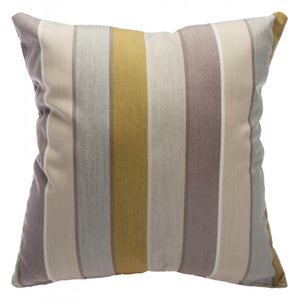 "Sunbrella 24""X24"" Square Throw Pillow - Milano Dawn"