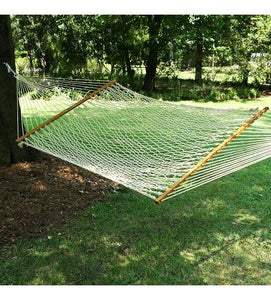 Pawleys Island Large DuraCord® Rope Hammock - Oatmeal