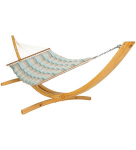 Pillowtop Hammock - Sunbrella Gateway Mist
