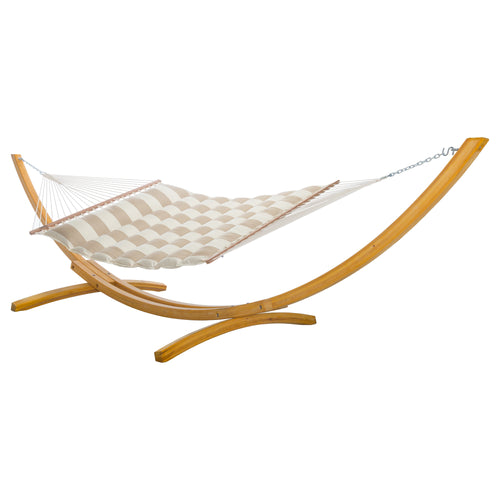 Pillowtop Hammock - Sunbrella Regency Sand