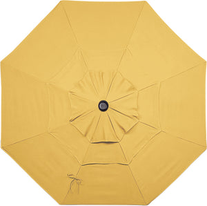 Treasure Garden 6' Replacement Umbrella Canopy