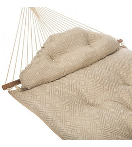Hatteras Hammock Large Tufted Hammock With Pillow