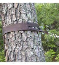 "Hammock Tree Straps  with two zinc-plated steel ""S""-hooks"