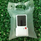 Price Reduced! Solar Powered, Inflatable, Waterproof Light  -  So Many Uses for This Lightweight Lamp! Camping, Hiking, Landscape Lighting, Use Your Imagination...