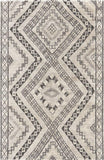 Abytha by Feizy Hand Knotted Wool Moroccan Tribal Rug