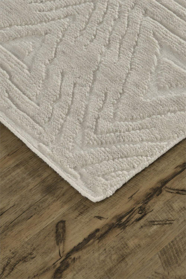 Amelia in Natural Ivory - Modern Rugs LA