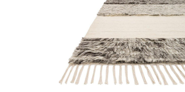Abbot in Natural Stone - Modern Rugs LA