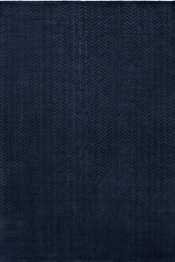 Midnight Blue - Modern Rugs LA