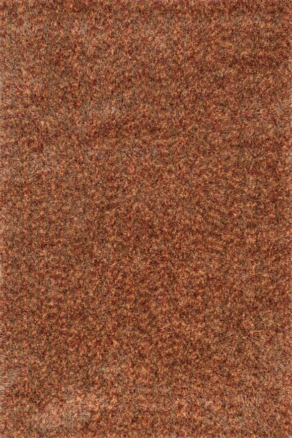 Callie in Rust - Modern Rugs LA