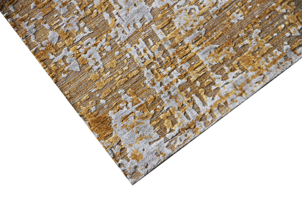 Nirvana Grey / Gold - Modern Rugs LA