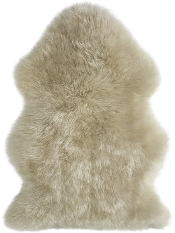 Sheepskin in Linen - Modern Rugs LA