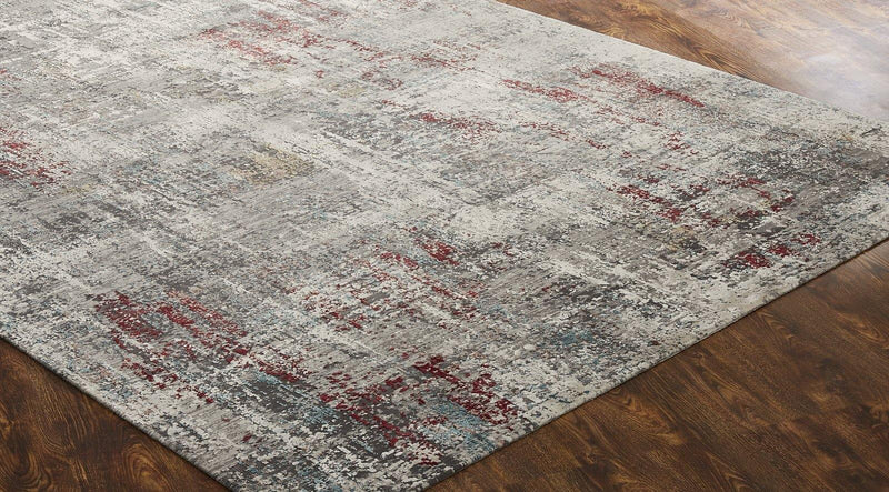 Kingsley Abstract Multi - Modern Rugs LA
