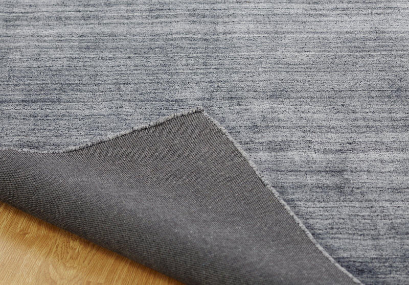 Vertex in Blue Grey - Modern Rugs LA
