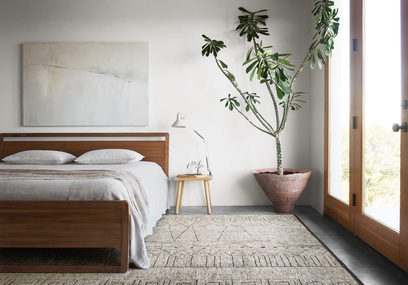 "Odyssey ""Natural Ash"" - Modern Rugs LA"