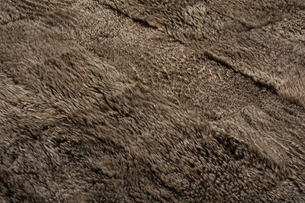 Patagonian Sheepskin Full in Mocha