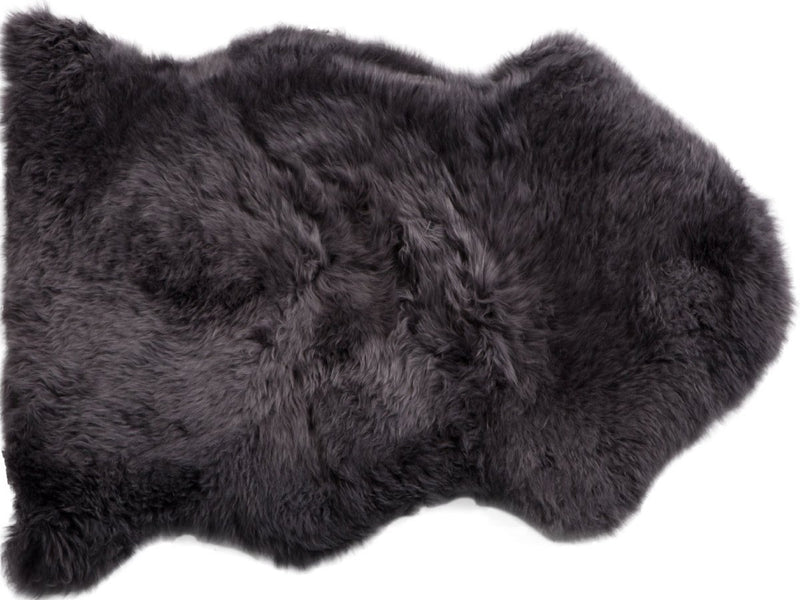 Sheepskin in Blackberry