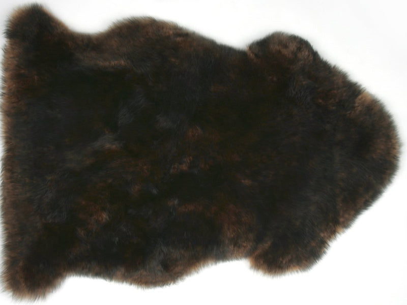 Sheepskin in Cinnamon