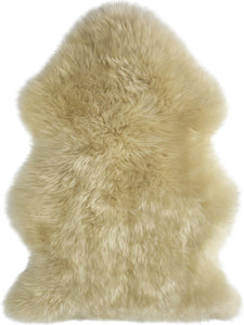 Sheepskin in Cream - Modern Rugs LA