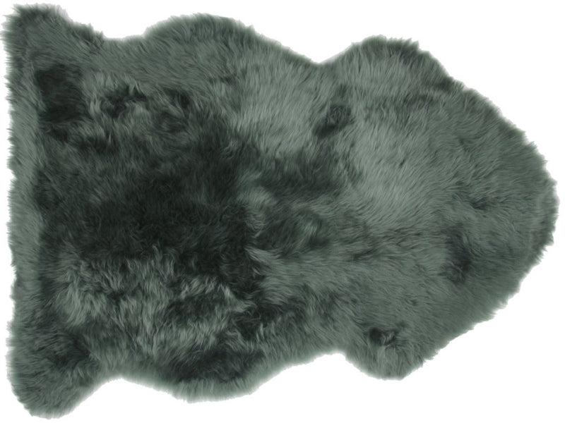 Sheepskin in Evergreen