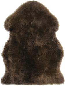 Sheepskin in Fudge - Modern Rugs LA