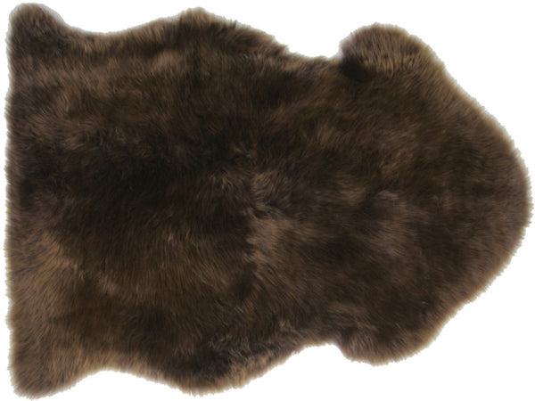 Sheepskin in Fudge