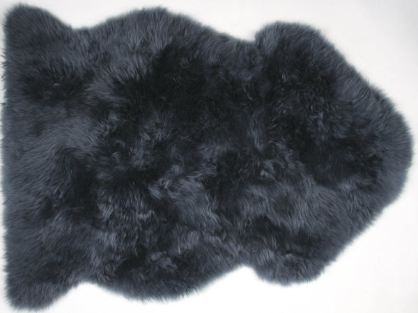 Sheepskin in Navy