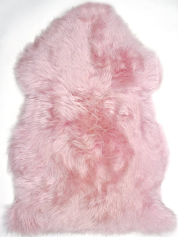 Sheepskin in Rose - Modern Rugs LA