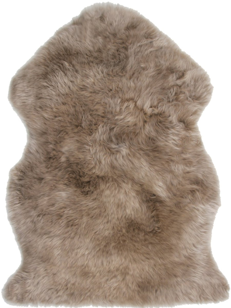 Sheepskin in Toffee - Modern Rugs LA