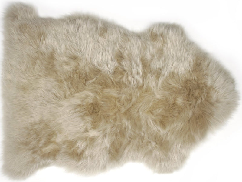 Sheepskin in Tan